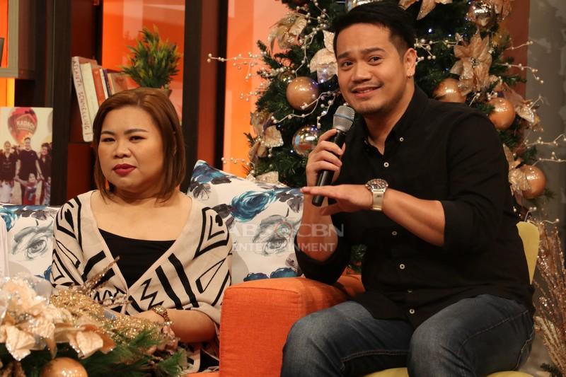 PHOTOS: Magandang Buhay with DJ Chacha, DJ Popoy, DJ Jasmin, Pat-P Daza & Peter Musñgi