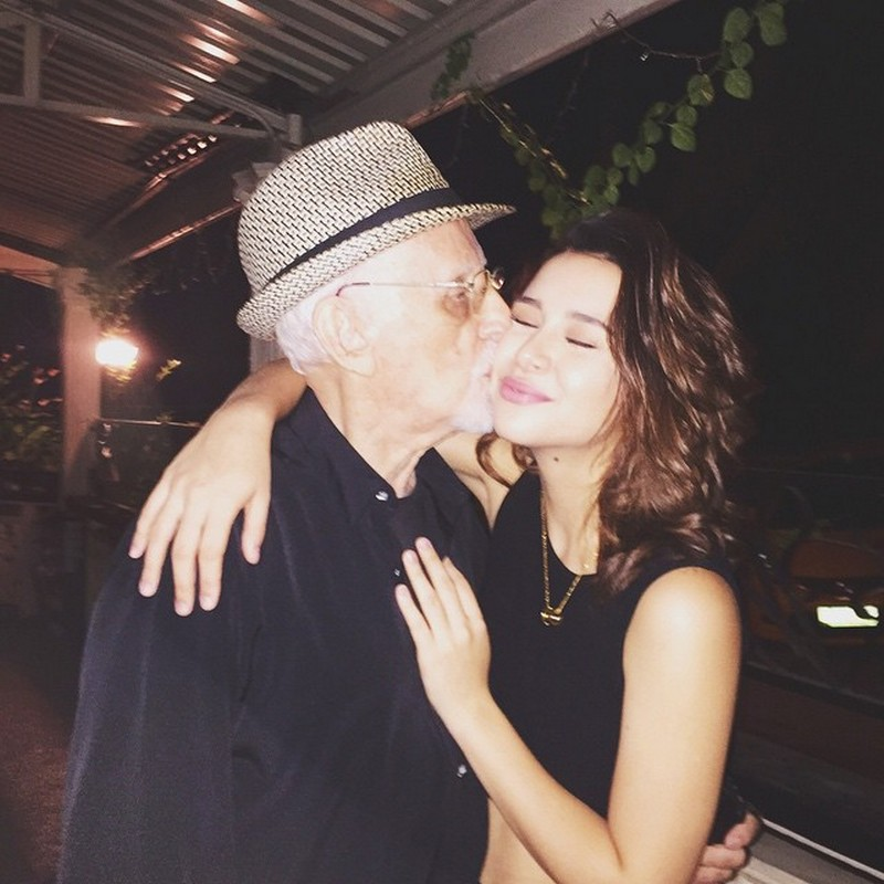 LOOK: 44 sweet photos of Yassi Pressman with her one and only 'Papito'