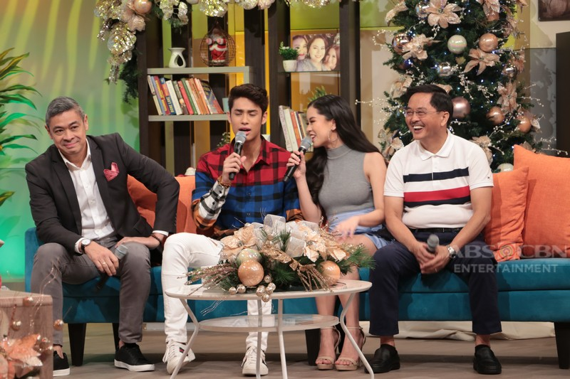 PHOTOS: Magandang Buhay with Donny, Kisses, Billy & Coleen