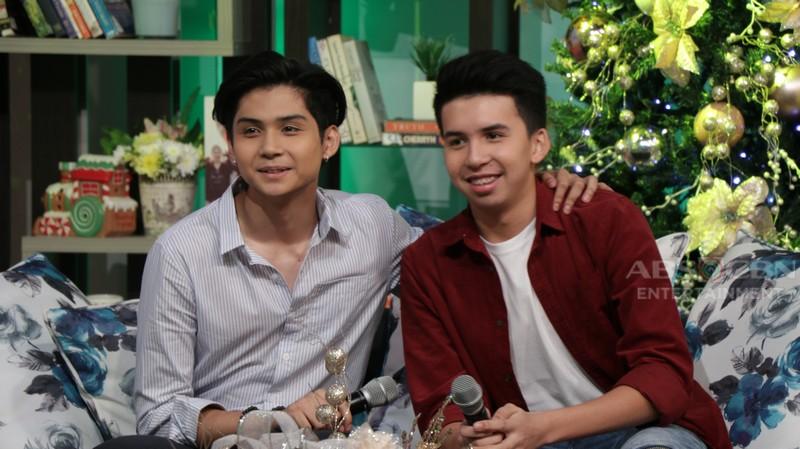 PHOTOS: Magandang Buhay with Marco Gumabao, Gretchen Fullido & Ryle Santiago
