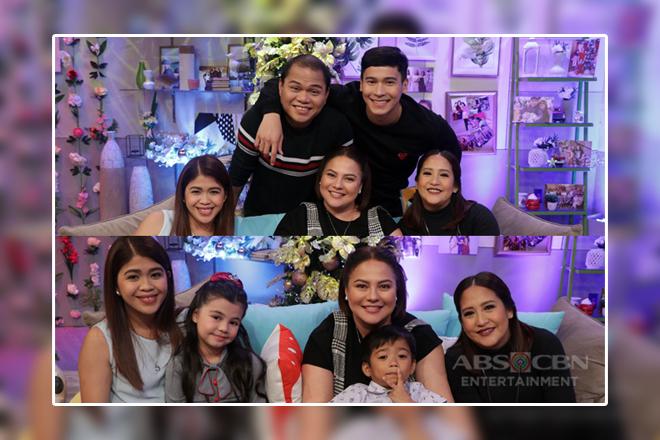 PHOTOS: Magandang Buhay with Enchong, Pooh, Xia & Carlo