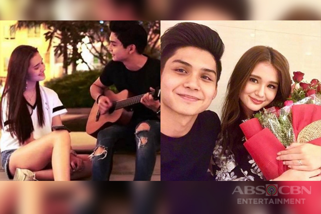Girlfriend or Just Friends? These photos of Ryle & Kira might answer your question  about their real status