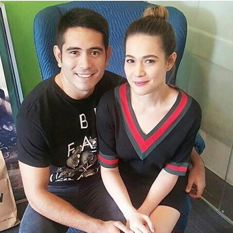 """IN PHOTOS: Ang tunay na """"Popoy"""" sa buhay si """"Basha"""""""