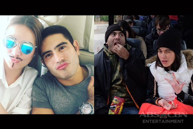 These photos of Bea & Gerald proved their love story deserves a second chance