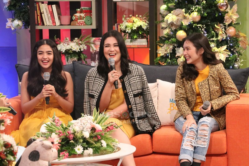 PHOTOS: Magadang Buhay with Andrea, Francine & Dimples