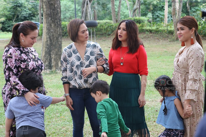 PHOTOS: Momshie Jolina celebrates her 40th birthday with her loved ones on Magandang Buhay