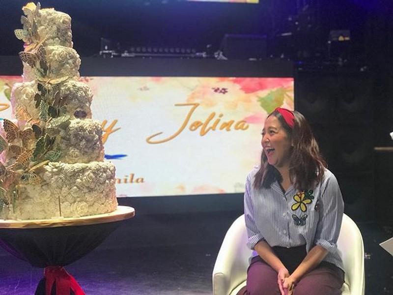 #40nasiJolina: Mga kaganapan sa surprise birthday celebration ni Jolina Magdangal