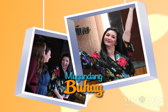 PHOTOS: Regine Velasquez-Alcasid's Grand Welcome on Magandang Buhay