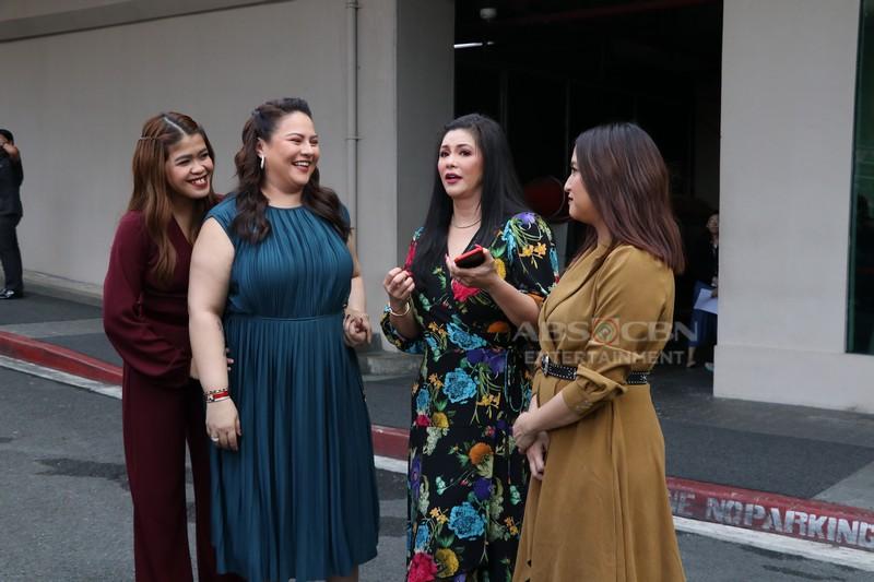 PHOTOS: Regine Velasquez-Alcasid's Grand Welcome on Magandang Buhay