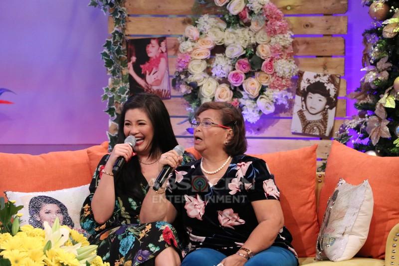 PHOTOS: Magandang Buhay with Regine Velasquez-Alcasid & Momshie Teresita