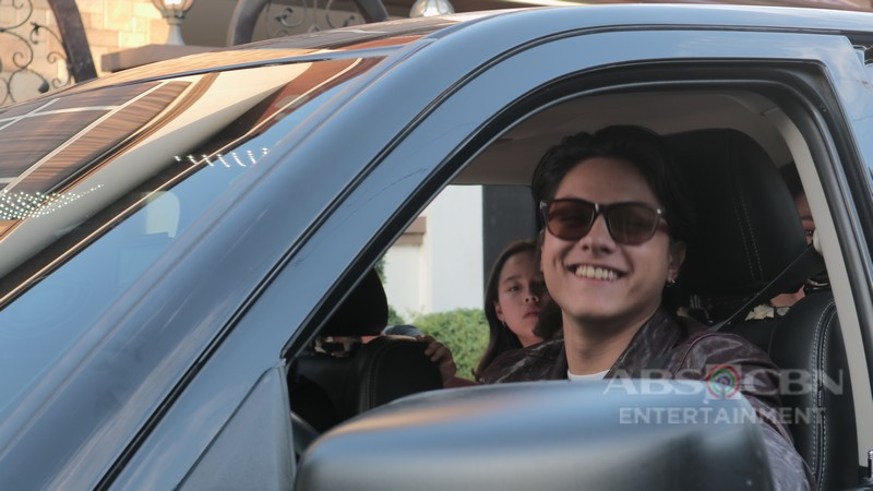 IN PHOTOS: The first ever CARPOOL on Magandang Buhay!