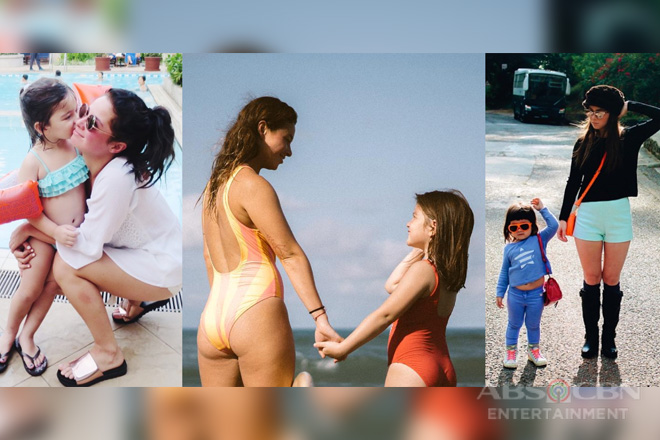 39 photos of Andi & Ellie Eigenmann that proved she's one of the coolest moms ever!