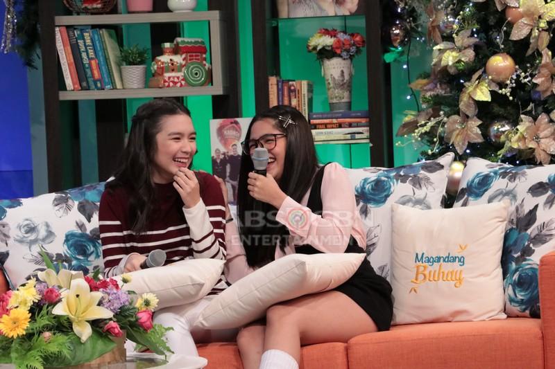 PHOTOS: Magandang Buhay with Andrea & Francine