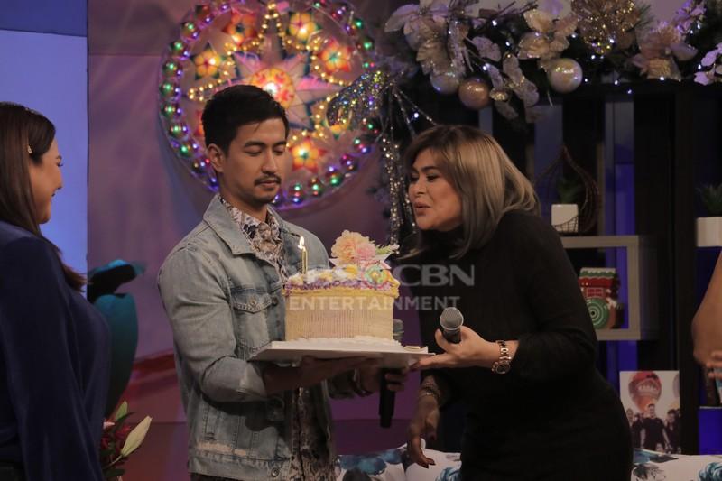 PHOTOS: Magandang Buhay with Momshie Rosario & Aiko Melendez