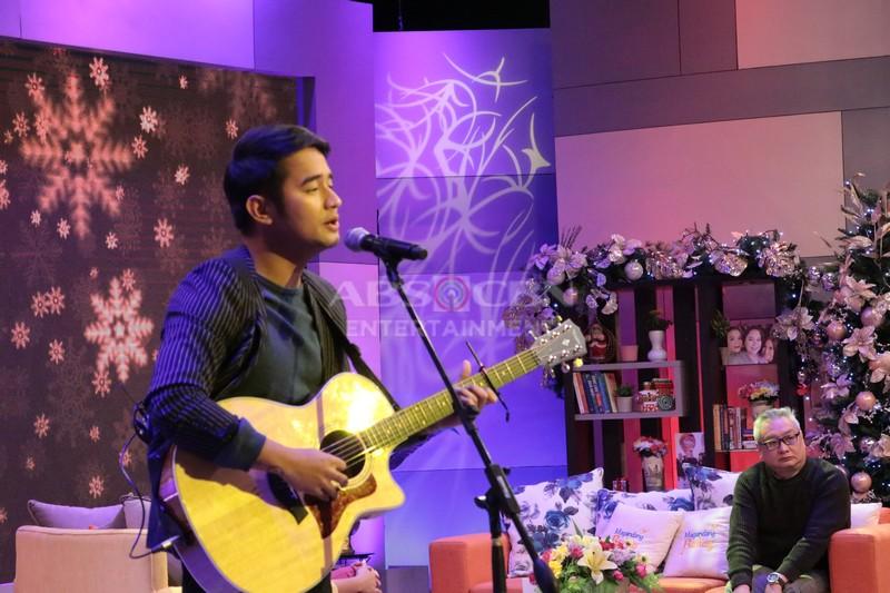 PHOTOS: Magandang Buhay with JM de Guzman & Jason Dy