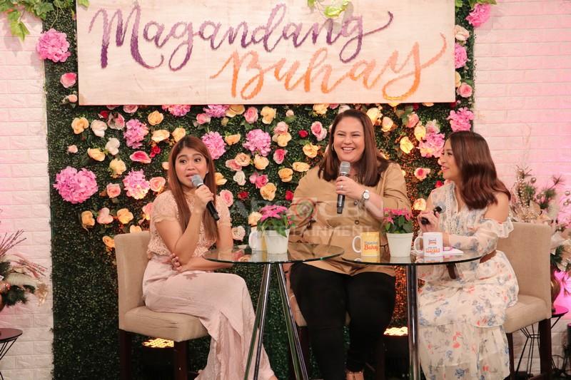 PHOTOS: Magandang Buhay with Kim Chiu
