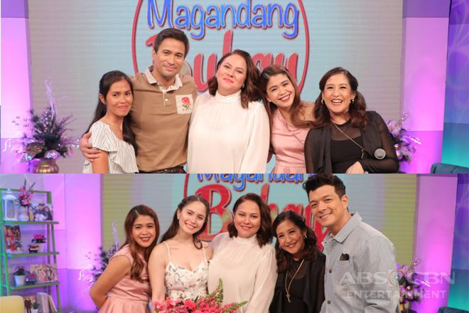 PHOTOS: Magandang Buhay with Jessy Mendiola & Sam Milby