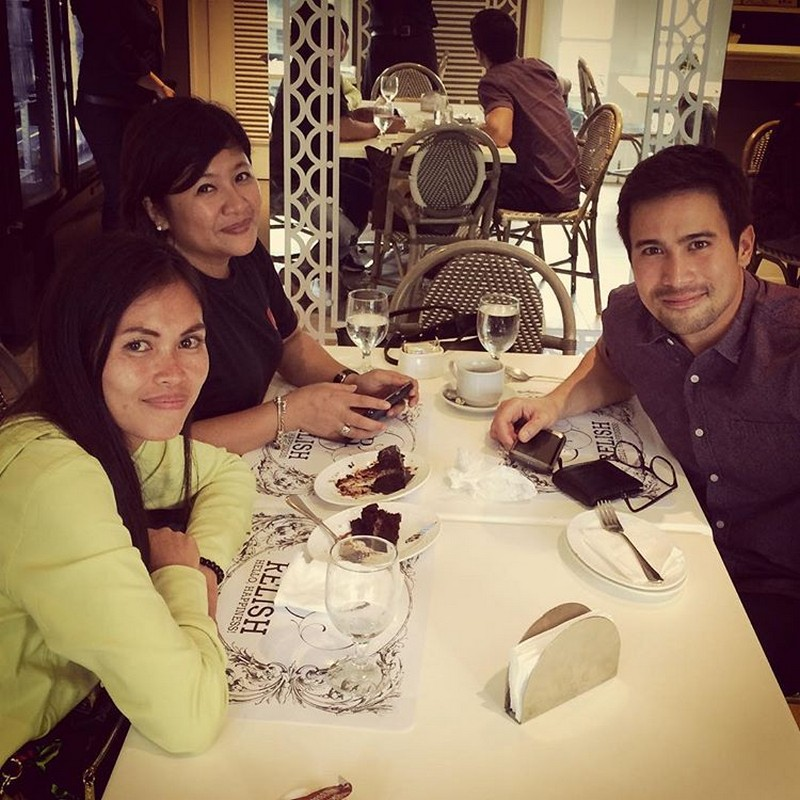 LOOK: Meet Sam Milby's biggest blessing for more than 12 years