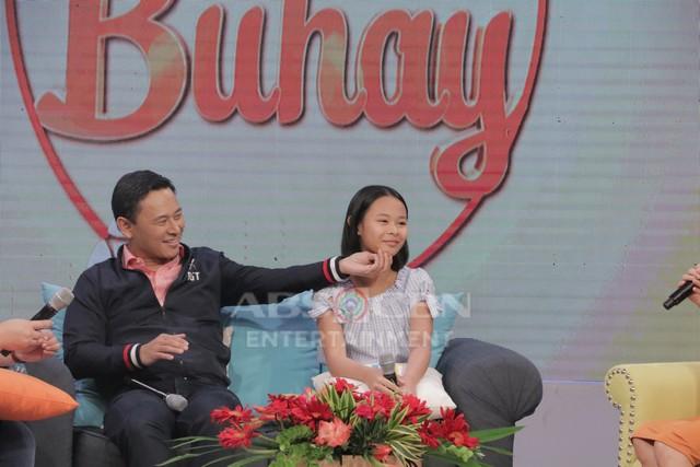 PHOTOS: Magandang Buhay with Sen. Angara & Romnick Sarmenta