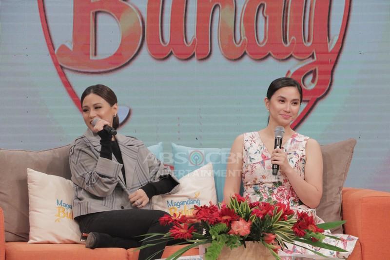 PHOTOS: Magandang Buhay with the Gonzaga sisters!