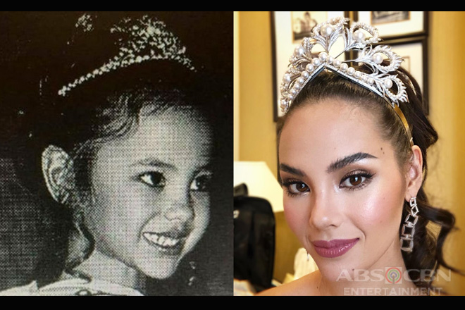 MAJOR THROWBACK! 17 times Catriona Gray proved that her beauty can conquer the 'Universe'