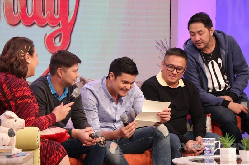 PHOTOS: Magandang Buhay with Dingdong Dantes