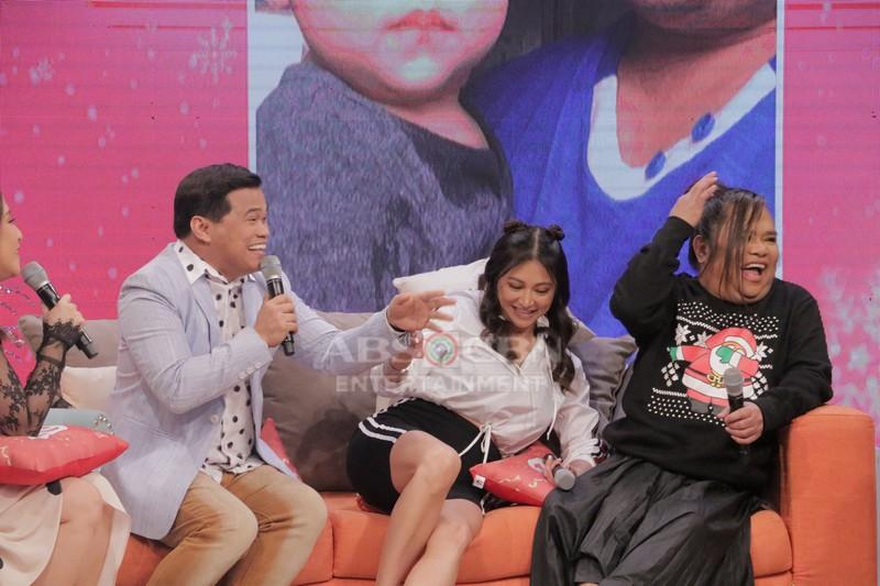 PHOTOS: Magandang Buhay with Rufa Mae, Ogie Diaz and Chokoleit