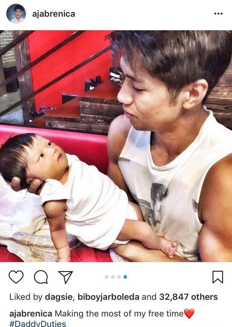 IN PHOTOS: Ang 'Alas' sa buhay ni Aljur Abrenica