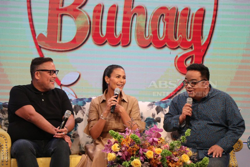 PHOTOS: Magandang Buhay with Mrs. Wintle