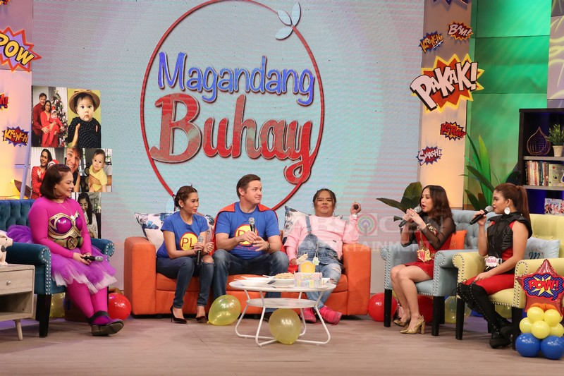 IN PHOTOS: Baby Malia celebrates her 1st birthday on Magandang Buhay