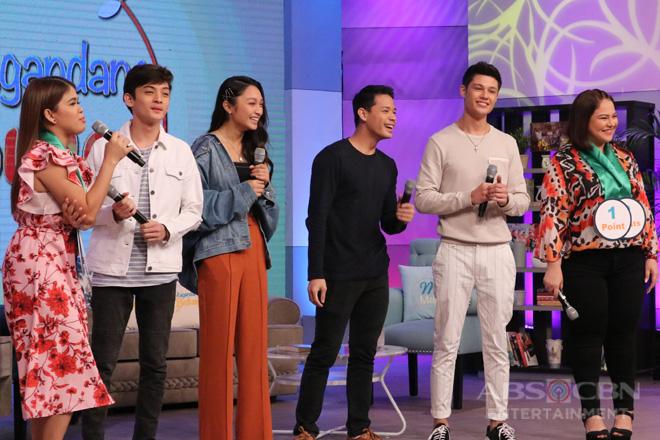 PHOTOS: Magandang Buhay with Seth, Rhys, Ali & Reign