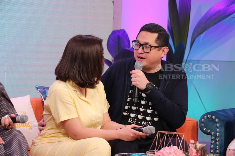 PHOTOS: Kwentuhang Mr. & Mrs. with couples Yeng & Yan and Sen. Bam & Timi