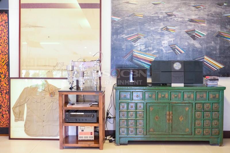 LOOK: Take a peek inside Edu Manzano's humble abode