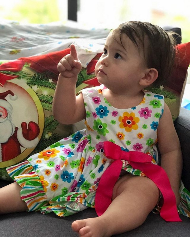 Just 38 photos of Pokwang & Lee's greatest blessing in life