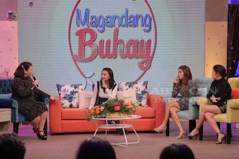 PHOTOS: Magandang Buhay with Lani Misalucha & Miss Intercontinental 2018 Karen Gallman