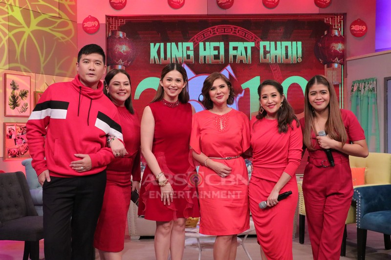 PHOTOS: MB Momshies get ready for the Chinese New Year with Vina & Sherilyn