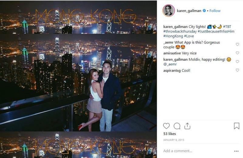 LOOK: Just 47 photos of Miss Intercontinental 2018 Karen Gallman with her biggest fan!