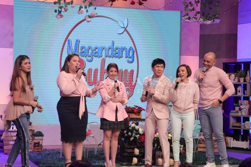 PHOTOS: Magandang Buhay with Juris, Jinky, Jamie, Joey & The Company