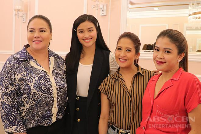 PHOTOS: Magandang Buhay with Liza Soberano