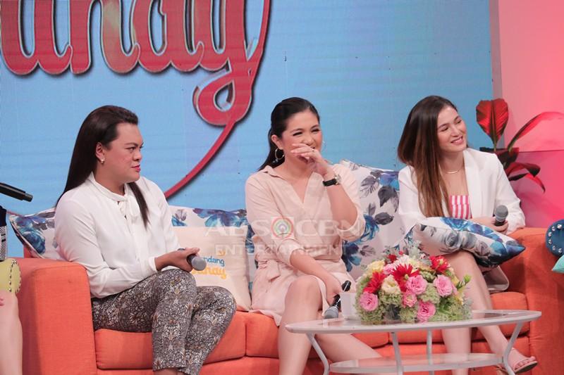 PHOTOS: Magandang Buhay with Barbie, Dimples & Juliana