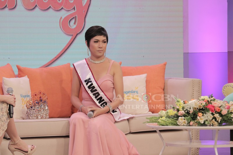 PHOTOS: Magandang Buhay with Miss Q & A Intertalaktic 2019 Finalists
