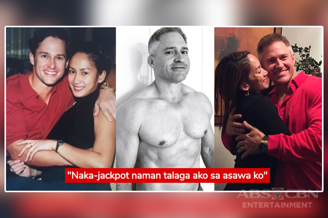 """Naka-jackpot naman talaga ako"": Just photos of Ina Raymundo with her husband for 18 years"