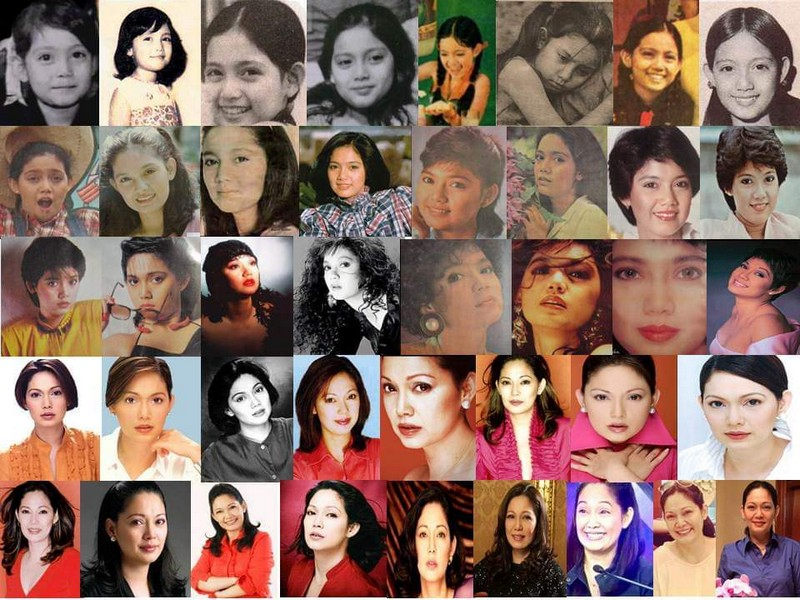 MAJOR THROWBACK! These photos show that Maricel Soriano is born to be a Diamond Star
