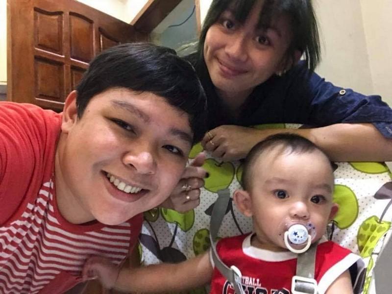 Meet the happy family of Mitch & Dudz