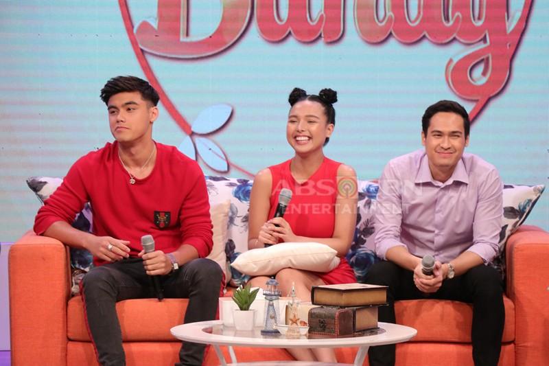 PHOTOS: Magandang Buhay with Bailey, Tori & JC