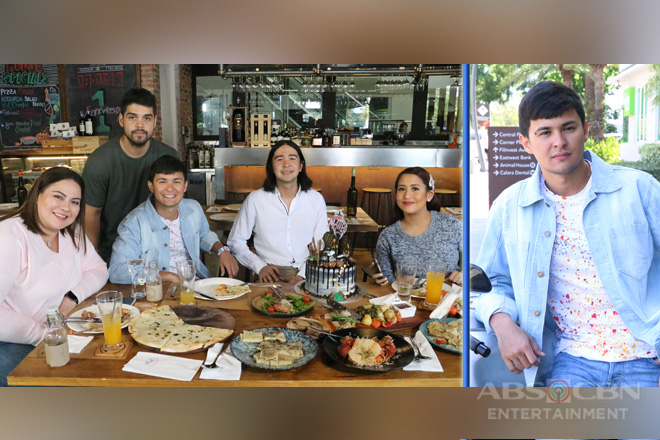 PHOTOS: Matteo Guidicelli's special birthday celebration on Magandang Buhay