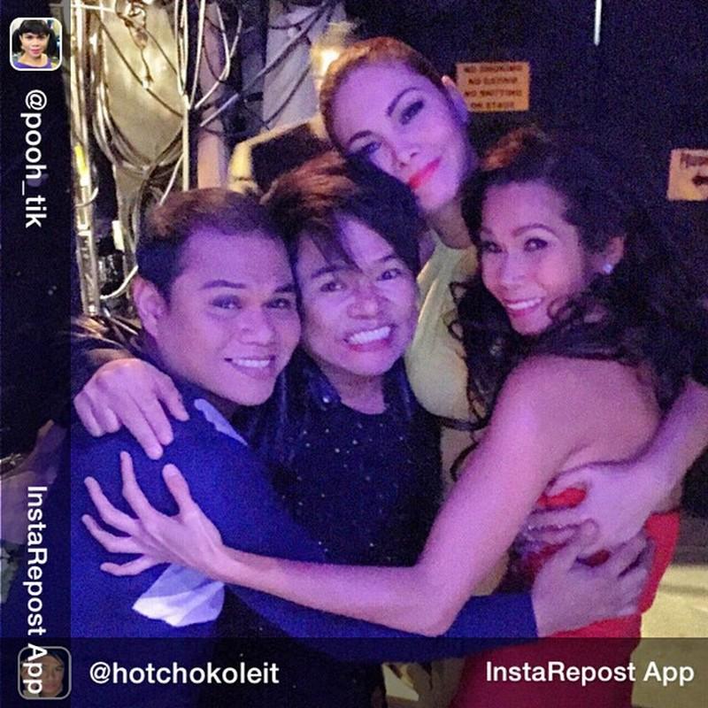 "Funtastik 4: The ""4EVER"" friendship of Chokoleit, Pokwang, K & Pooh in 32 photos"
