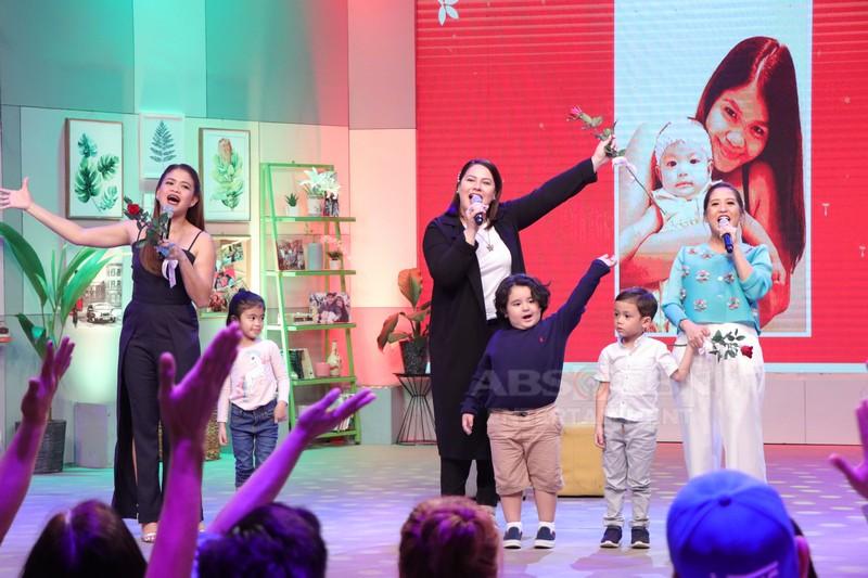 PHOTOS: Magandang Buhay with Gelli, Melanie & Wilma