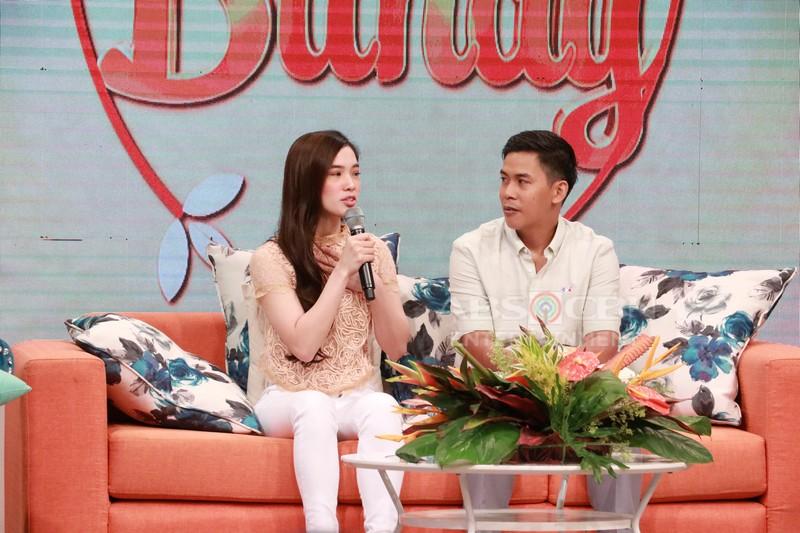 PHOTOS: Magandang Buhay with Ion Perez & Jackie Gonzaga