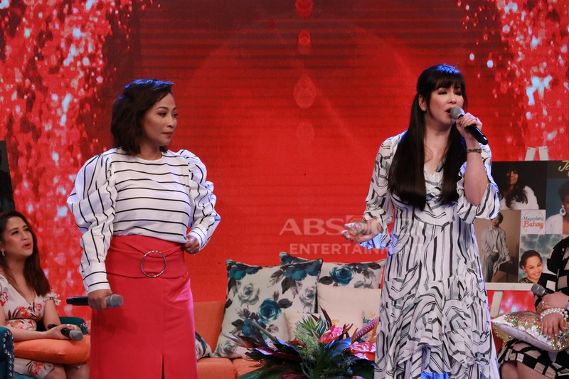 PHOTOS: Queen of Soul Jaya's 30th showbiz anniversary on Magandang Buhay